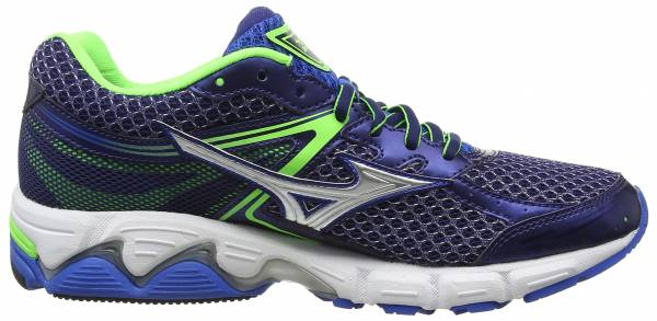 Mizuno Wave Connect 3 (04) Skydiver/Silver/G.Gecko