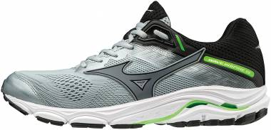 Mizuno Wave Inspire 15 Silver Men