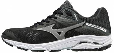 Mizuno Wave Inspire 15 - Black Dark Shadow