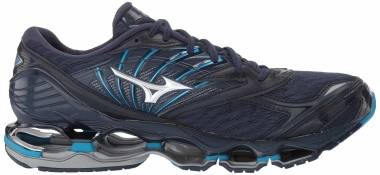 Mizuno Wave Prophecy 8 - Blue Wing Teal Silver