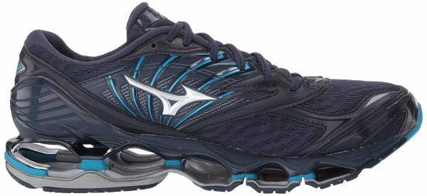 Mizuno Wave Prophecy 8 - Blue Wing Teal-silver (411054BW73)