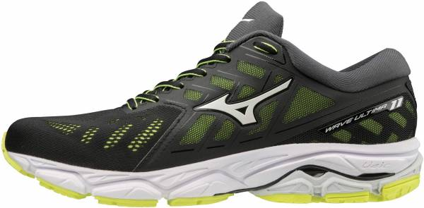 Mizuno Wave Ultima 11 Black / White / Safety Yellow