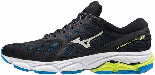 Mizuno Wave Ultima 11 - Black White Diva Blue (J1GC190943)