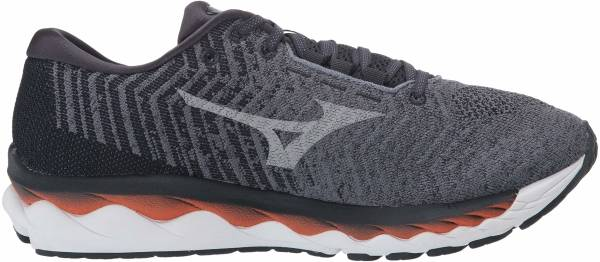 Mizuno Wave Sky WaveKnit 3 - Grey (4111079ZVB)