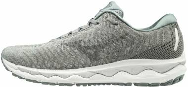 Mizuno Wave Sky WaveKnit 3 - Grey (J1GC192537)
