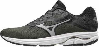 Mizuno Wave Rider 23 - Beetle Metallic Shadow