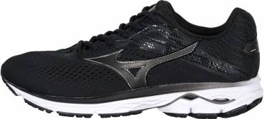 Mizuno Wave Rider 23 - black (4111159898)