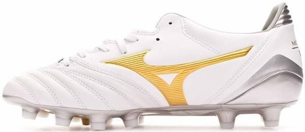 Mizuno Morelia Neo KL II  - White White Gold 50