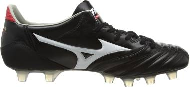 Mizuno Morelia Neo KL  MD  - Black Black White Red (P1GA165401)