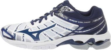 mizuno women's wave lightning z5 indoor court shoe xxl