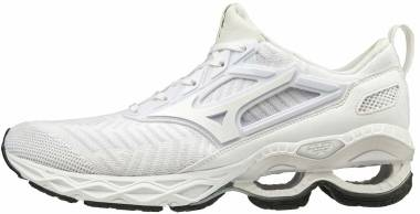 Mizuno Wave Creation Waveknit - White (J1GC193301)
