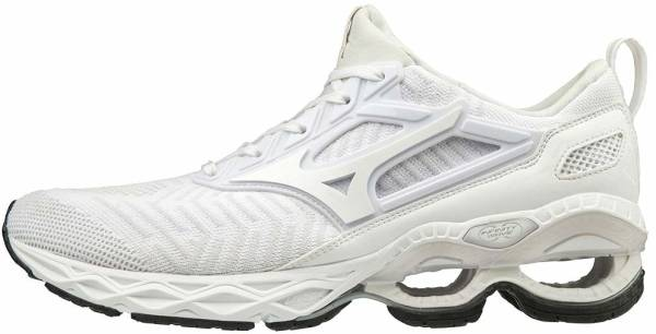 Mizuno Wave Creation Waveknit - White