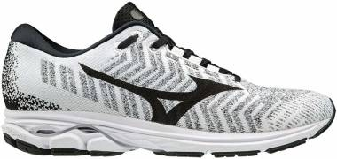 Mizuno Wave Rider WaveKnit 3 - White (J1GC192951)