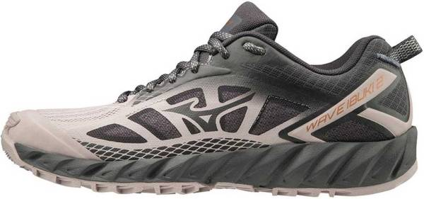 Mizuno Wave Ibuki 2 - Cloud Gray / Periscope / 10135 C (J1GK197336)