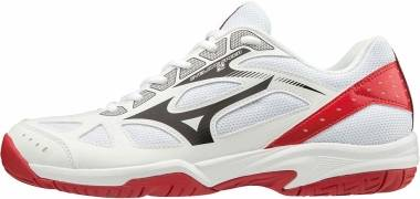 Mizuno Cyclone Speed 2 - blanc/noir/rouge