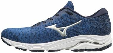 Mizuno Wave Inspire 16 Waveknit - Blue (411170SD73)