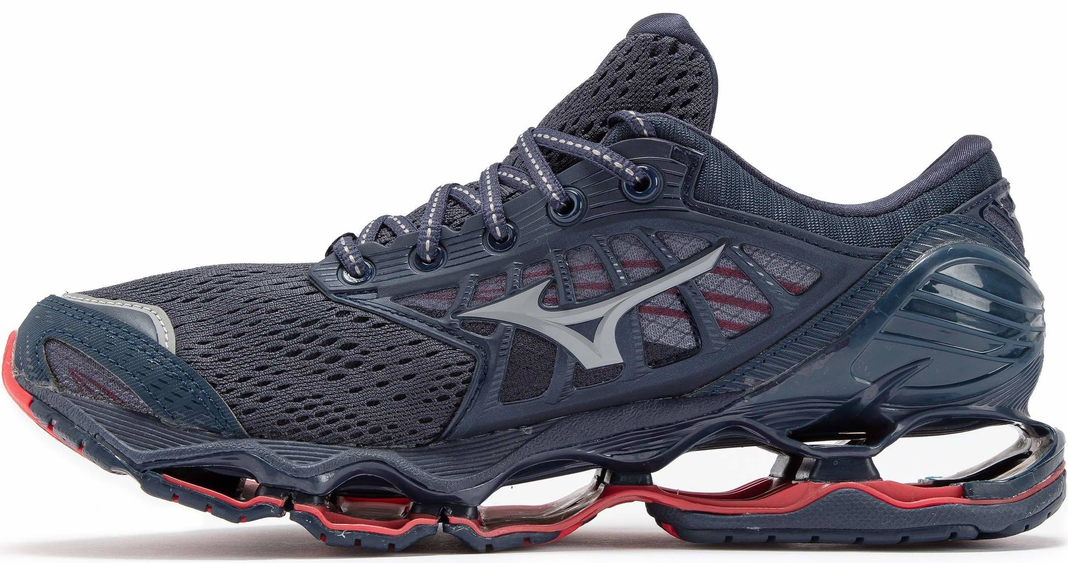 mens mizuno running shoes size 9.5 eu weight on woman