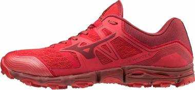 Mizuno Wave Hayate 6 - Chinese Red / Biking Red (J1GJ207256)