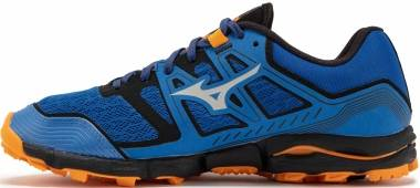 Mizuno Wave Hayate 6 - Princess Blue/Lunar (J1GJ207238)