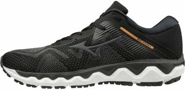 Mizuno Wave Horizon 4 - Black / Glacier Gray / Champagn (J1GC202651)