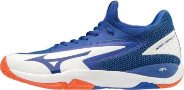 Mizuno Wave Impulse - Blue / White (J1GJ197151)