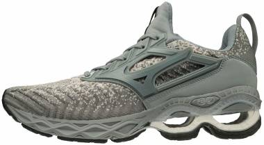 Mizuno Wave Creation Waveknit 2 - Monument (4111649B9B)