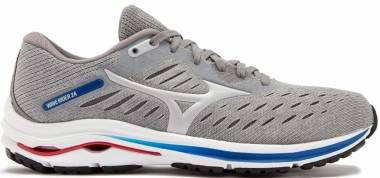 Mizuno Wave Rider 24 - Grey (J1GC200346)