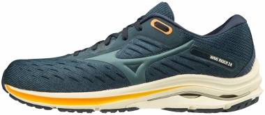 Mizuno Wave Rider 24 - Blue (4112245P43)