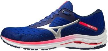 Mizuno Wave Rider 24 - Blue (J1GC200320)