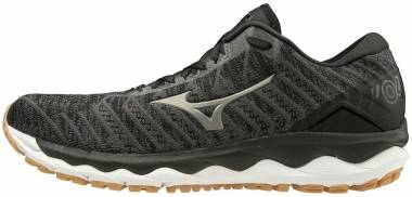 Mizuno Wave Sky 4 Waveknit - Dark Shadow (4112239898)
