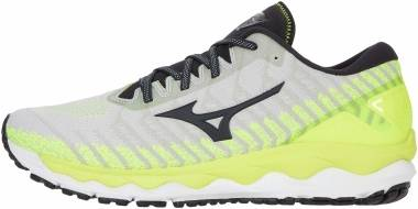 Mizuno Wave Sky 4 Waveknit - Nimbus Cloud (4112200A0A)