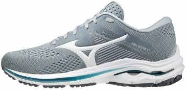 Mizuno Wave Inspire 17 - Sleet-white (411306EE00)