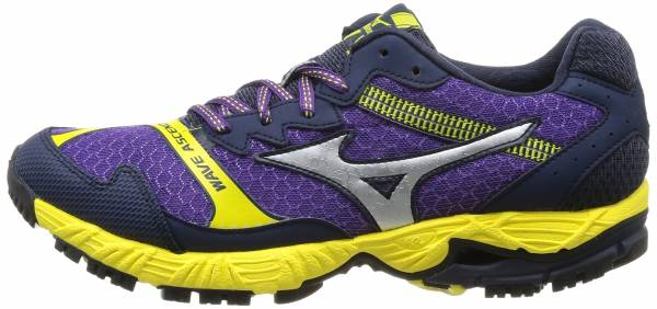 Mizuno Wave Ascend 8 Trail Running Shoe Review pictures
