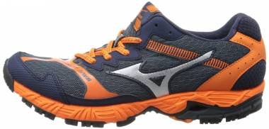 Mizuno Wave Ascend 8 Orange Men