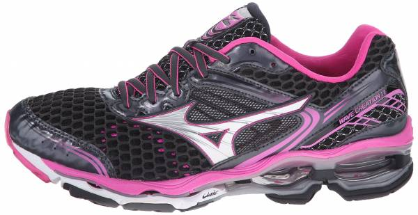 Mizuno Wave Creation 17 woman dark shadow/electric/silver
