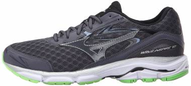 Mizuno Wave Inspire 12 - Periscope/Green Flash (4107439G8V)