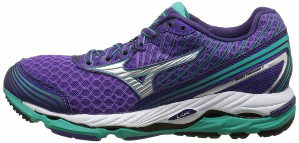 Mizuno Wave Paradox 2 woman purple/white/green