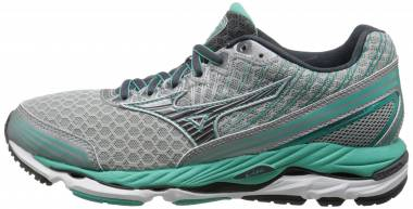 Mizuno Wave Paradox 2 - Silver/Dark Shadow (4106937398)