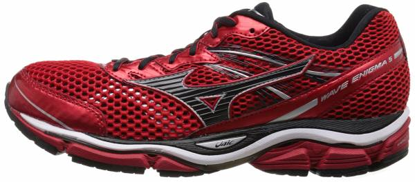 quality design 25c46 a943e Mizuno Wave Enigma 5 Red