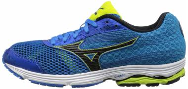 Mizuno Wave Sayonara 3 - Electric Blue Lemonade/Black (4106806M90)