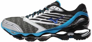 Mizuno Wave Prophecy 5 - Gunmetal/Atomic Blue (410732995W)