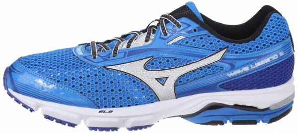 Mizuno Wave Legend 3 - Electric Blue Lemonade Silver