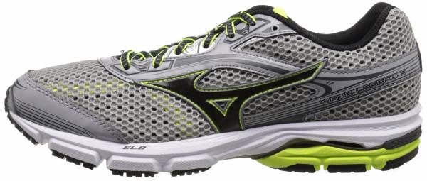 Mizuno Wave Legend 3 men grey/black/yellow
