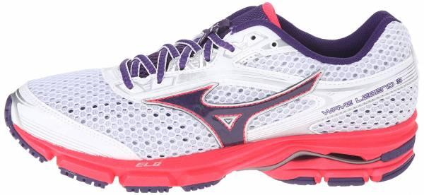 Mizuno Wave Legend 3 woman blanco / fucsia