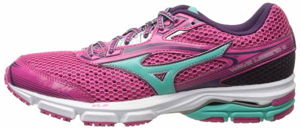 Mizuno Wave Legend 3 woman fuchsia purple/waterfall