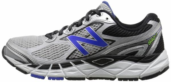 New Balance 840 v3 men silver/blue