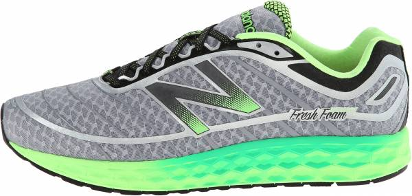 New Balance Fresh Foam Boracay Gray - Grau (Gg2 Grey/Green)