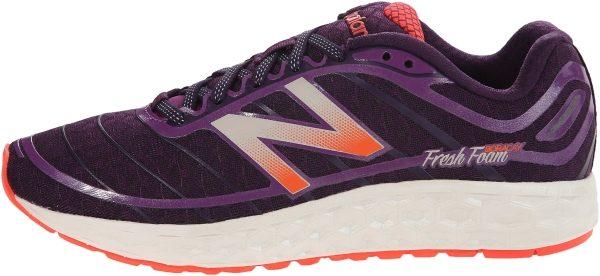 New Balance Fresh Foam Boracay men purple/pink