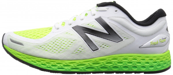 New Balance Fresh Foam Zante v2 men white/toxic/acidic green