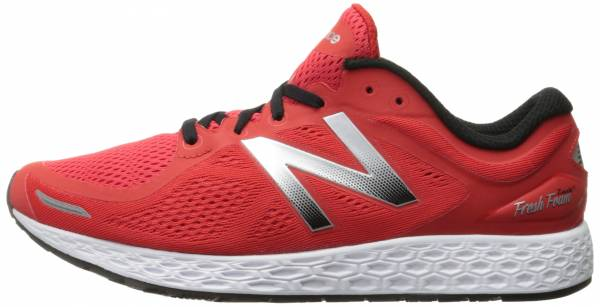 New Balance Fresh Foam Zante v2 men red/black